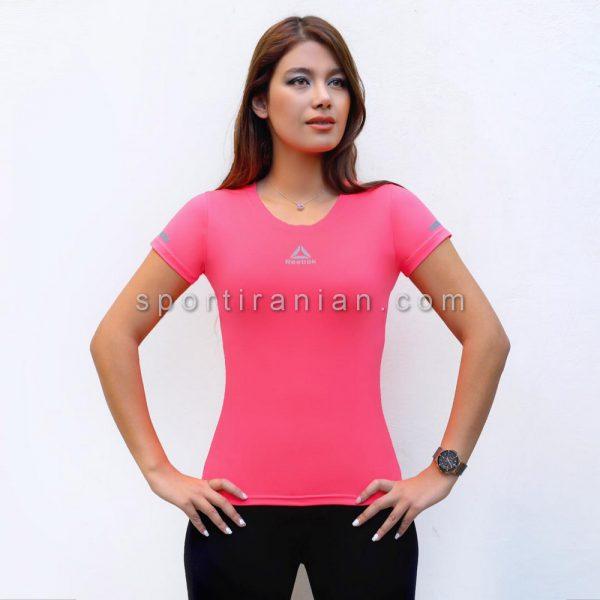تیشرت ورزشی زنانه یقه گرد ریبوک REEBOK کد 1553