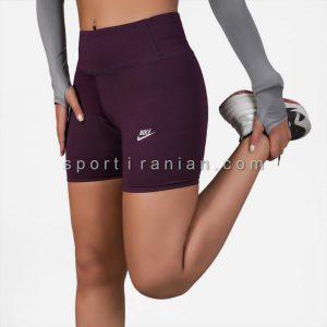 شلوارک ورزشی زنانه نایک NIKE کد 1401