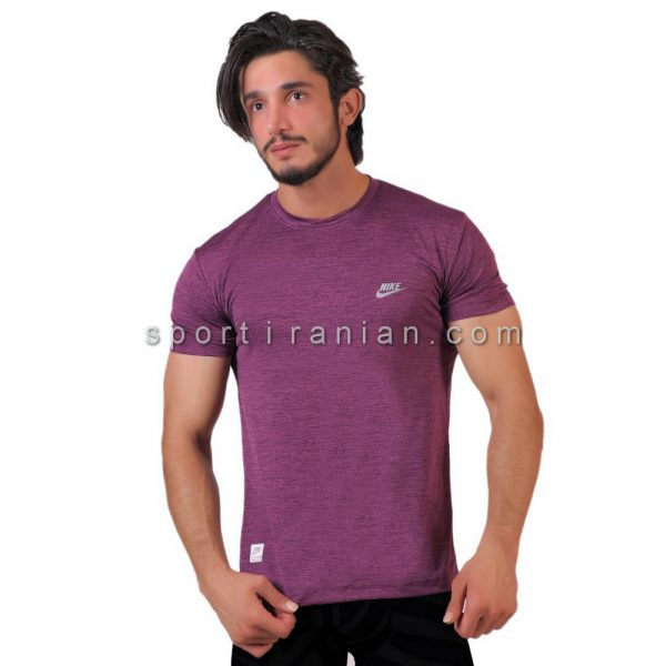 تیشرت ورزشی مردانه نخی نایک NIKE کد 1407