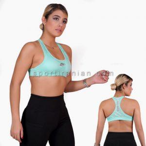 نیم تنه ورزشی زنانه نایک NIKE کد 1615